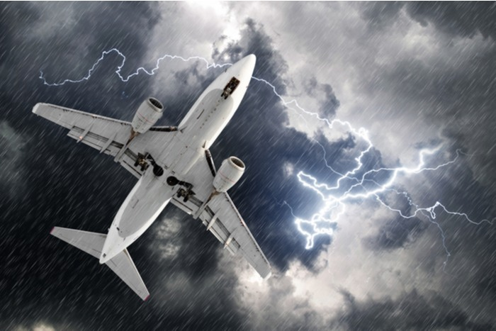 What happens if your flight is cancelled due to bad weather