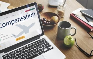 How does late flight compensation work
