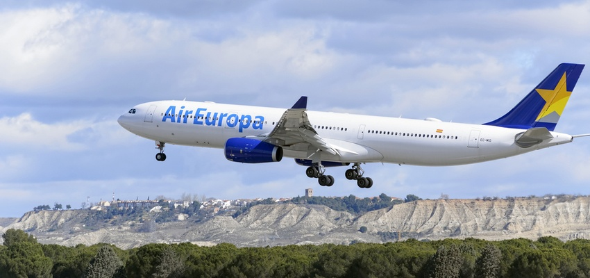 Air Europa Flight Compensation