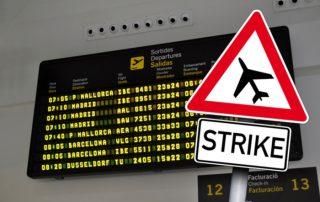 am I eligible for airline strike compensation?