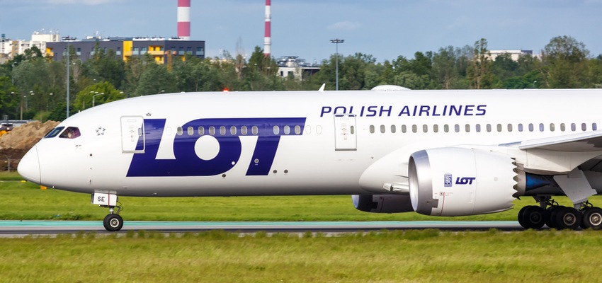 LOT Polish Airlines Flight Compensation