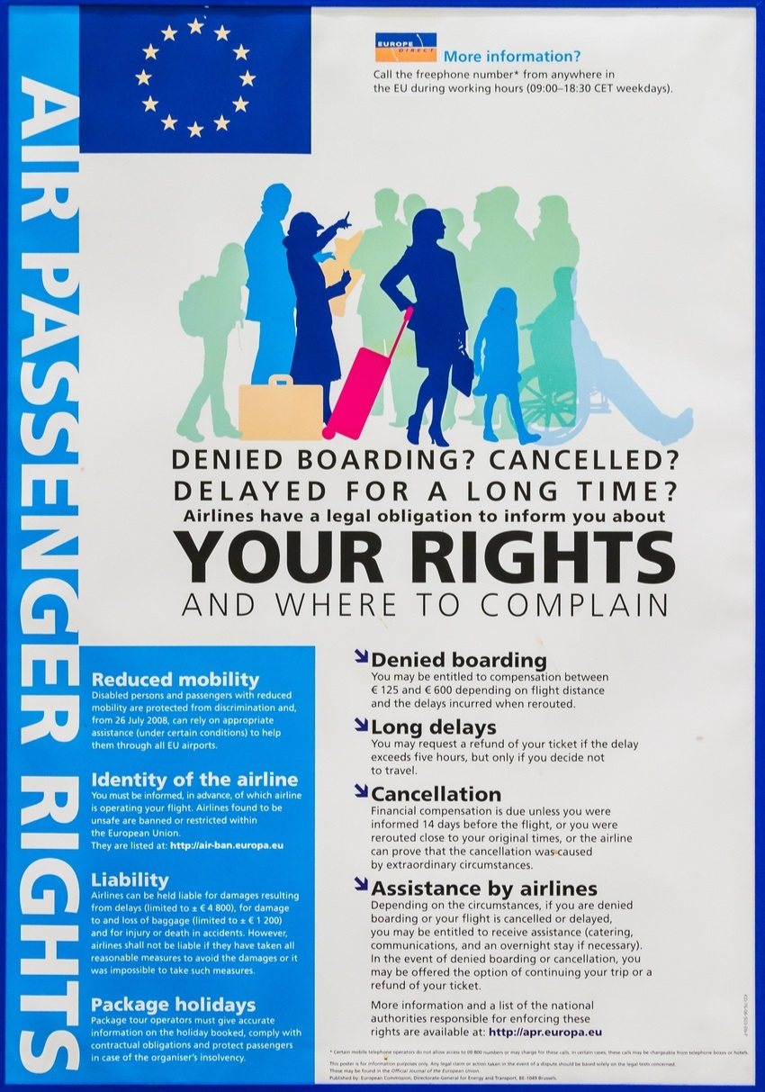 Air passanger rights