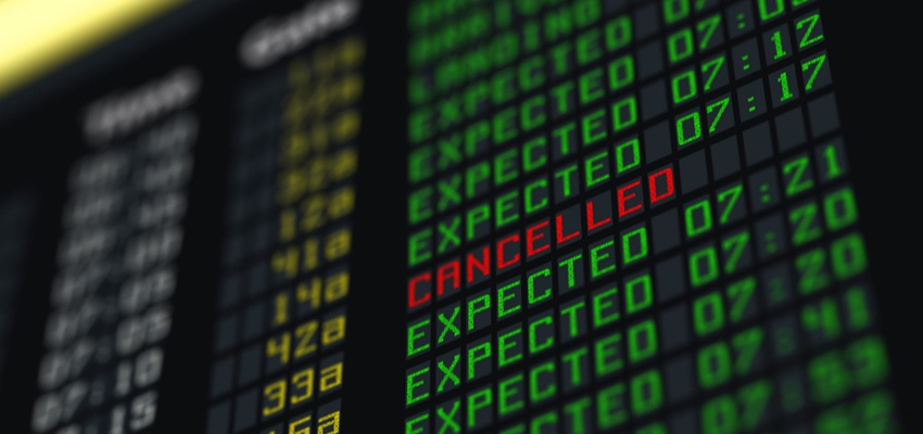 what is cancelled flight compensation