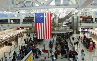 How Many International Airports Are in the US