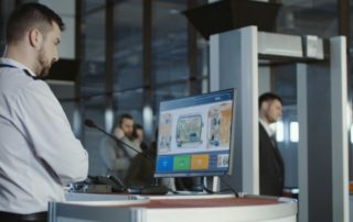 How do Airport Scanners Detect Drugs