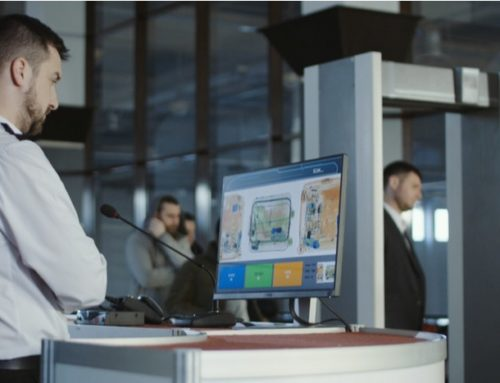 How do Airport Scanners Detect Drugs?